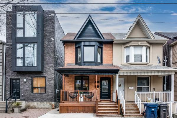 805 Pape Ave, Toronto