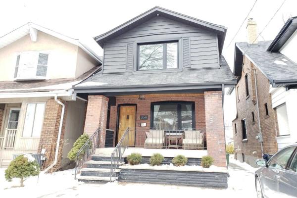 354 Milverton Blvd, Toronto