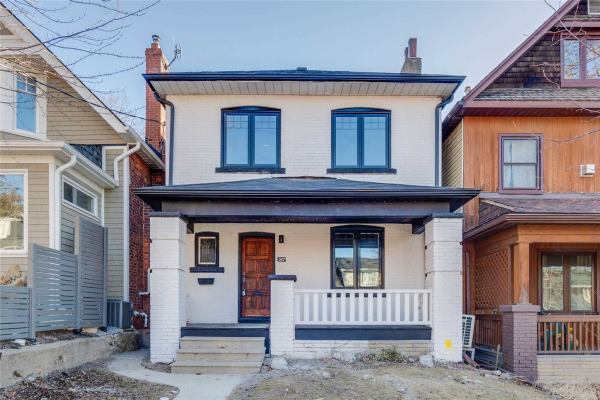 327 Kenilworth Ave, Toronto