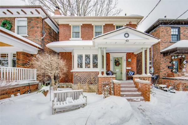 42 Glen Stewart Ave, Toronto