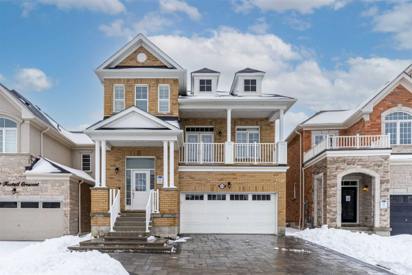 1049 Foxtail Cres, Pickering