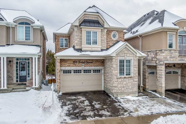 1058 Foxtail Cres, Pickering