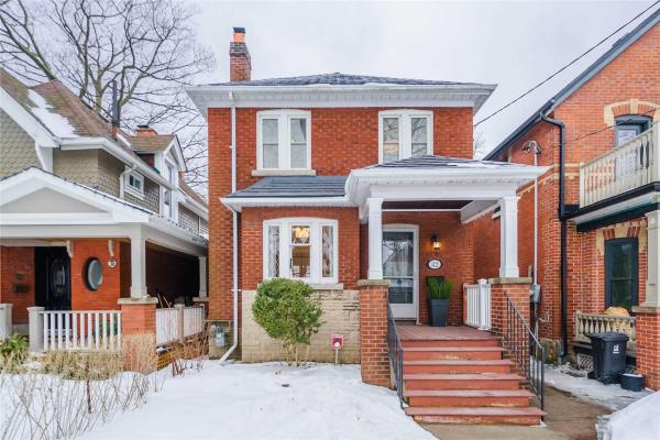 32 Enderby Rd, Toronto