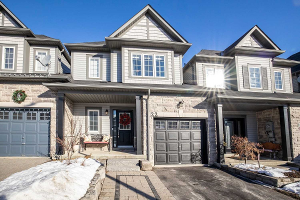 22 Bagnell Cres, Clarington