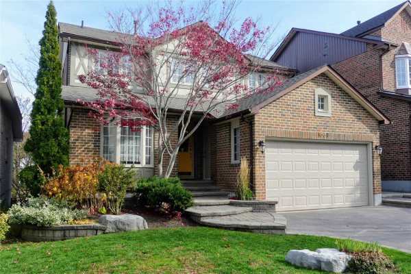 1661 Heathside Cres, Pickering