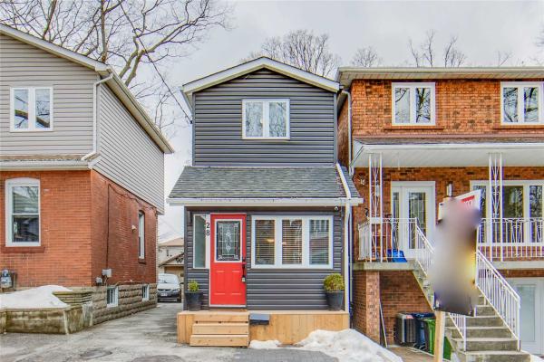 28 Queensbury Ave, Toronto