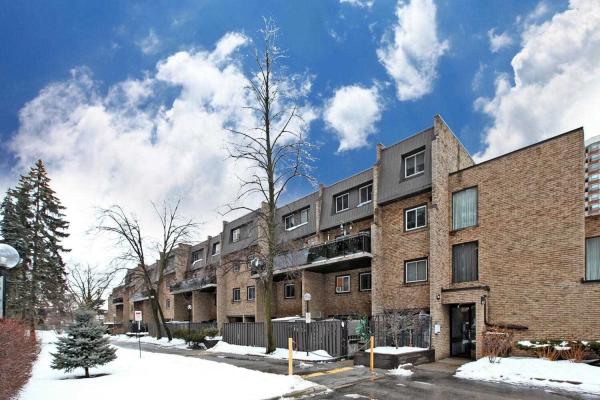 110 Ling Rd, Toronto