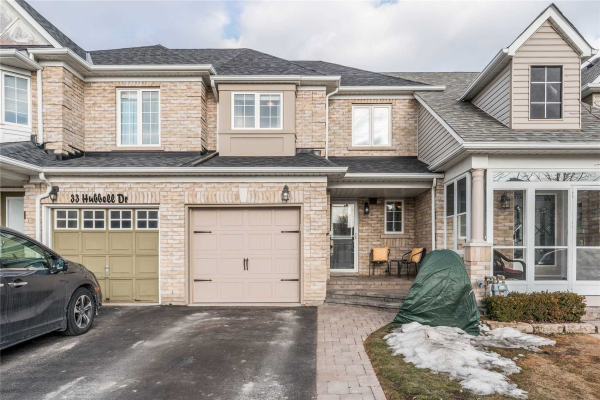 31 Hubbell Dr, Whitby