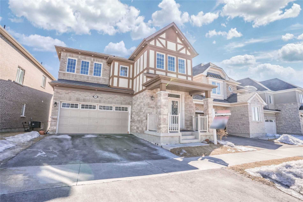 1048 Foxtail Cres, Pickering