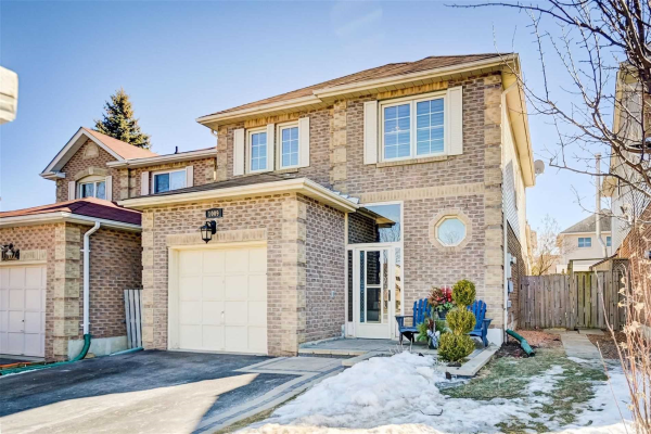 1009 Rowntree Cres, Pickering