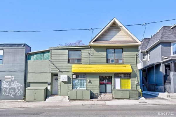 232 Jones Ave, Toronto