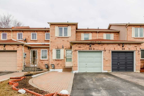 22 Gates Cres, Ajax