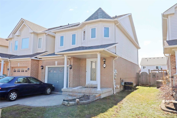 52 Juneau Cres, Whitby