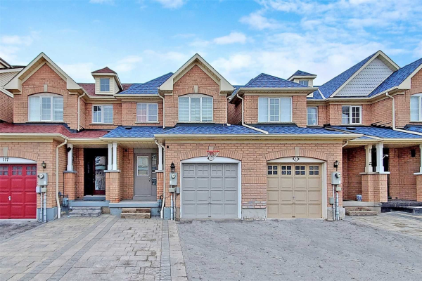 115 Bean Cres, Ajax