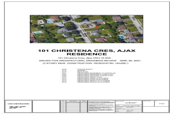 101 Christena Cres, Ajax