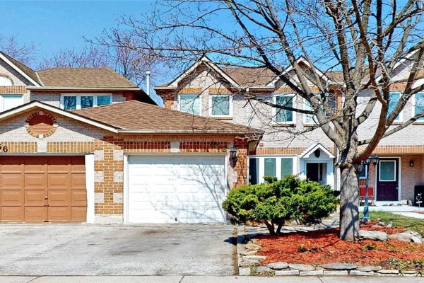 658 Graceland Crt, Pickering
