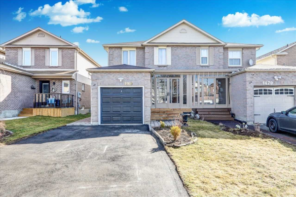 1468 Anton Sq, Pickering