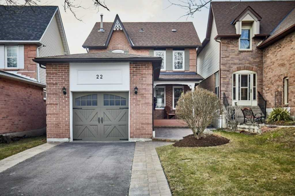 22 Ducatel Cres, Ajax
