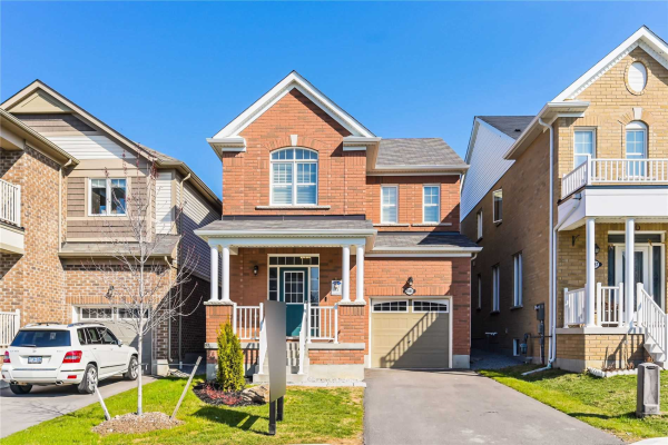 1065 Foxtail Cres, Pickering