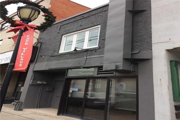 985A Pape Ave, Toronto