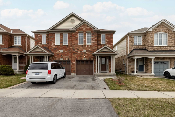 45 Unsworth Cres, Ajax