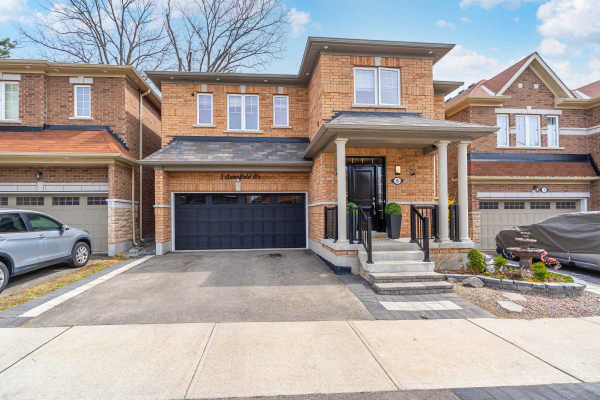 5 Asterfield Dr Dr, Toronto