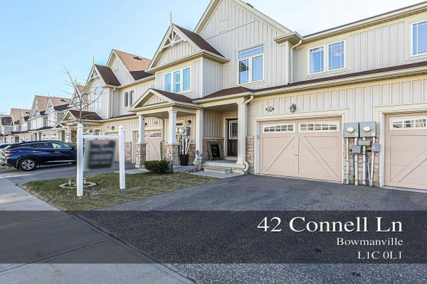 42 Connell Lane, Clarington