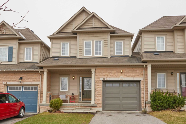 82 Bagnell Cres, Clarington
