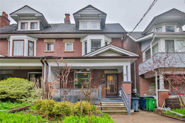 20 Millbrook Cres, Toronto