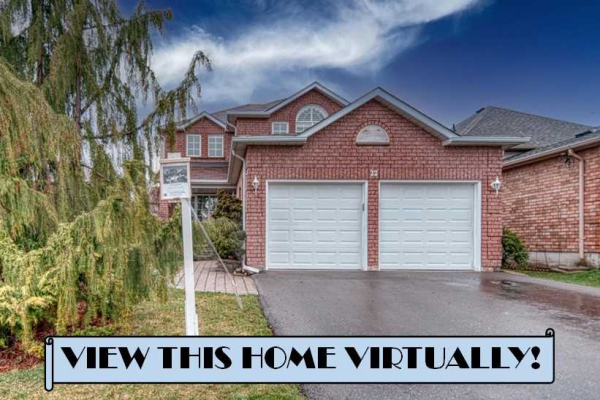 22 West Side Dr, Clarington