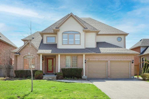 103 Sandcherry Crt, Pickering