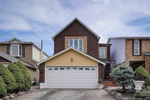 3 Fred Bland Cres, Toronto