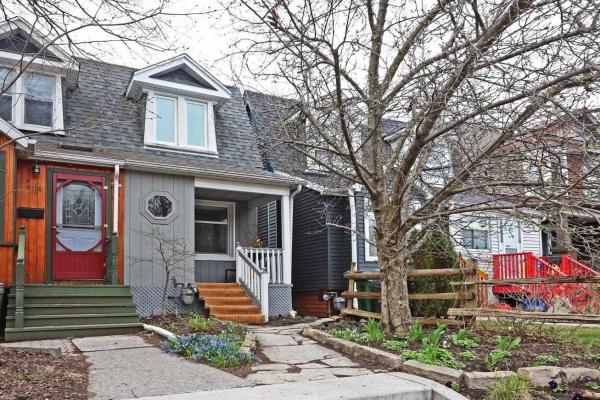 116 King Edward Ave, Toronto