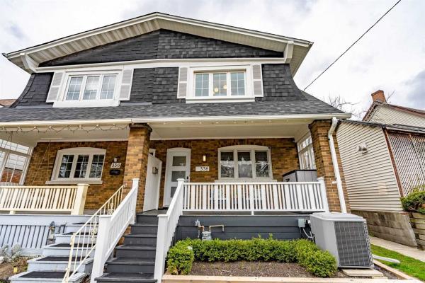 338 Kenilworth Ave, Toronto