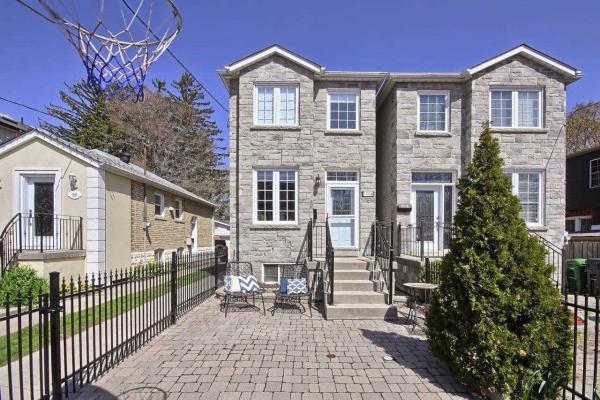 110A Holborne Ave, Toronto