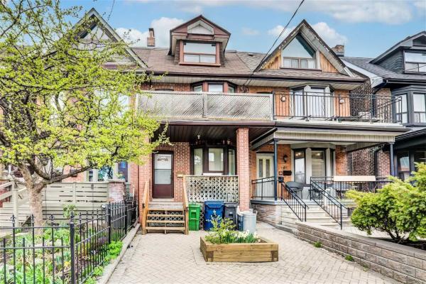 723 Carlaw Ave, Toronto