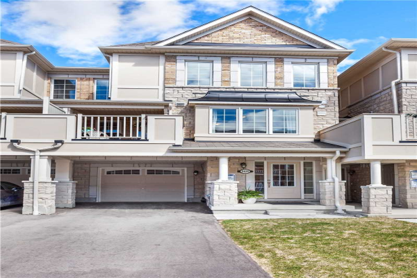 2425 Fall Harvest Cres, Pickering