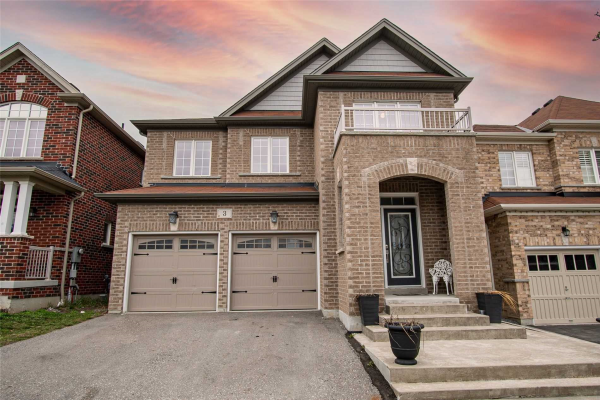 3 Keith-Wright Cres, Ajax