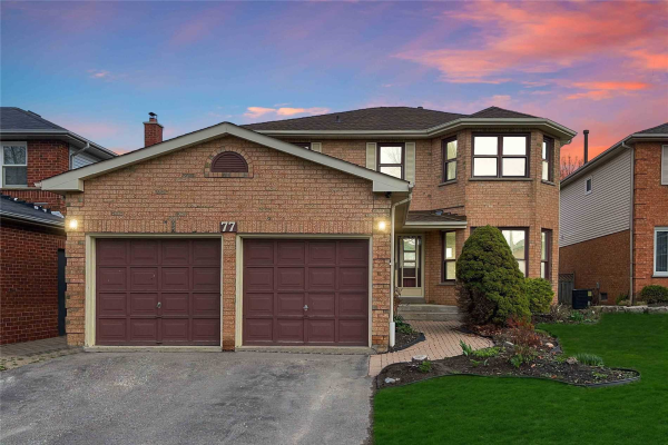 77 Jamieson Cres, Whitby