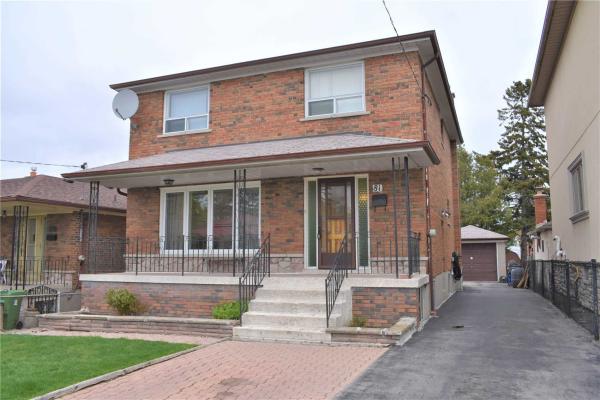 81 North Woodrow Blvd, Toronto