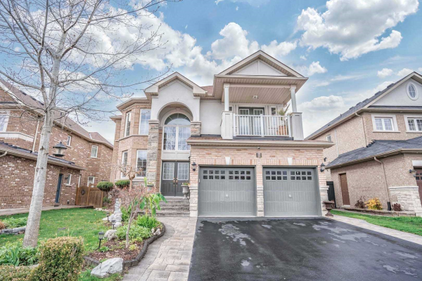 8 Archimedes Crt, Toronto
