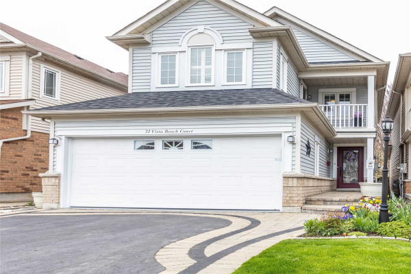 22 Vista Beach Crt, Whitby