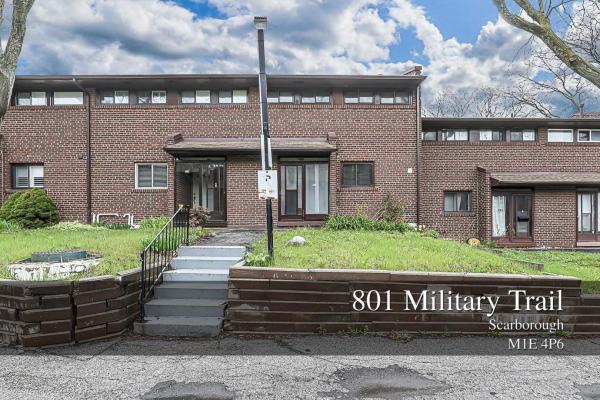 801 Military Tr, Toronto