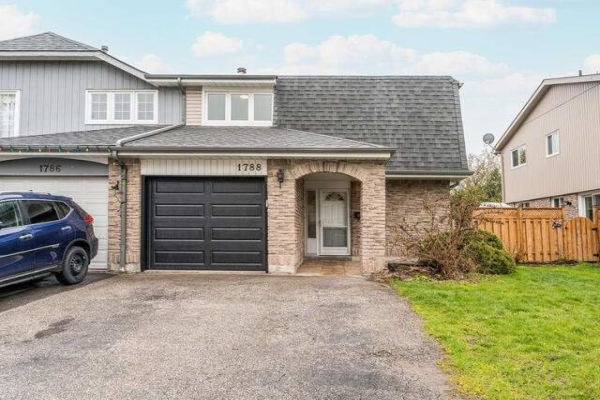 1788 Shadybrook Dr, Pickering