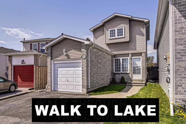 1436 Outlet Dr, Oshawa