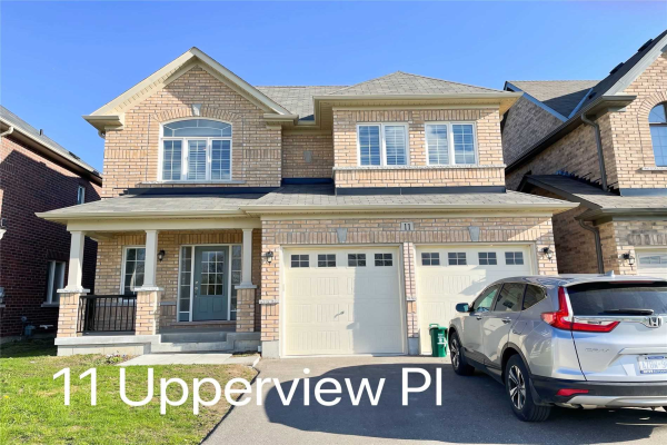 11 Upperview Pl S, Whitby