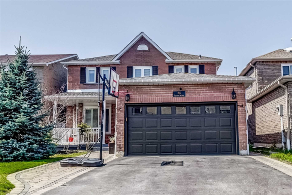86 Linton Ave, Ajax