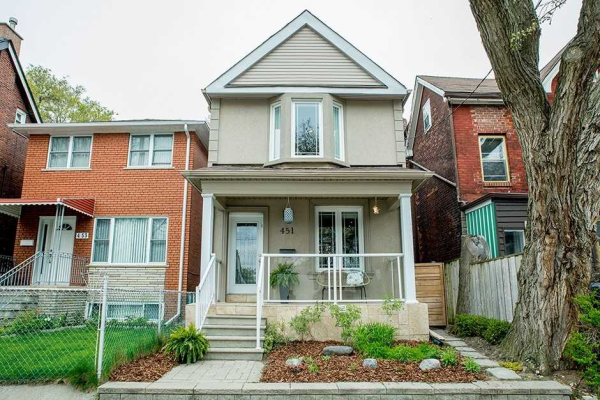 451 Jones Ave, Toronto