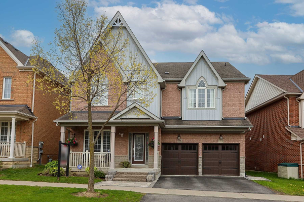 58 Hinsley Cres, Ajax