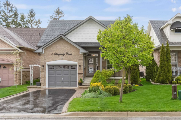 6 Burgundy Crt, Whitby
